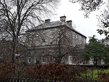 Provost's House, Trinity College Dublin.