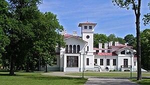 Pruzhany - Pruzhany Palace