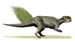 Jiufotang Formation - Psittacosaurus mongoliensis