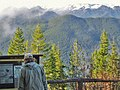 Public land access - Olympic National Forest - October 2017 01.jpg