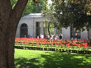 Real Jardín Botánico de Madrid cultural property in Madrid, Spain