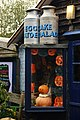 Pumpkin Figure at Fanny's Farm Shop - geograph.org.uk - 1566795.jpg