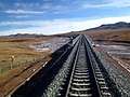 Qinghai Tibet Railway Tibet China 西藏 青藏铁路 - panoramio.jpg