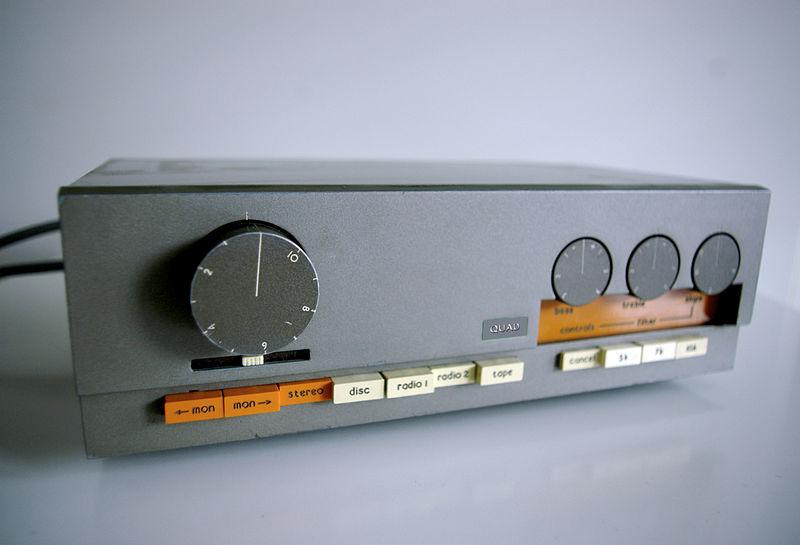 ampli stereo hifi
