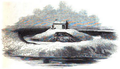 Queenborough Castle 1845.png