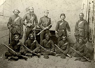 Australian native police Police units consisting of Australian Aboriginal men
