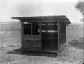 Queensland State Archives 1810 Portable pig pen Regional Research Station Hermitage November 1955.png