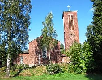 Georg Greve (architect) - Image: Röa kirke IMG 0129 rk 85329