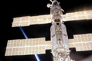 Photovoltaics - Solar panels on the International Space Station
