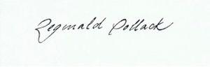 Reginald Pollack - Reginald Pollack Logo