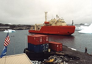 RV Laurence M. Gould - Image: RV Lawrence M. Gould 2