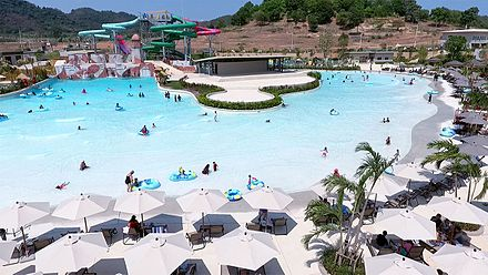 The double wave pool at RamaYana Water Park RWP-Double Wave Pool.jpg
