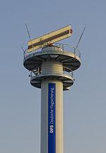 Radar tower airport Frankfurt - Radarturm Flughafen Frankfurt - 02.jpg