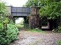 Railway bridge at Salterns, Bursledon - geograph.org.uk - 60969.jpg