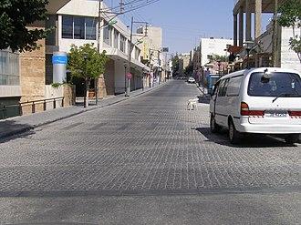 Jabal Amman - Image: Rainbow Street 4 Jul 2008 (5)