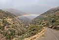 Rainbows over Carril de la Cebadilla and Rio Poqueira (DSCF5803).jpg