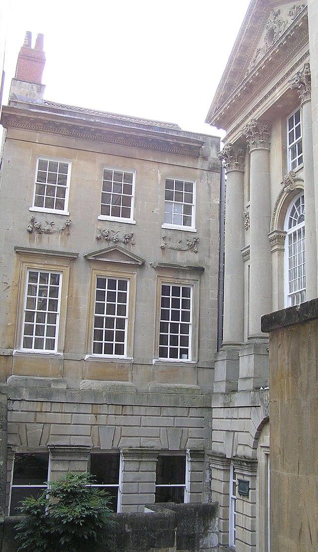Ralph Allen's Town House, Bath