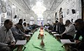 Ramadan 1439 AH, Qur'an reading at Imamzadeh Abdullah Shrine, Gorgan - 20 May 2018 14.jpg