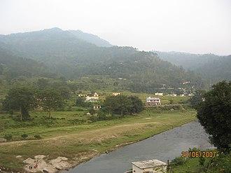 Ramganga - Image: Ramganga maasi