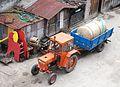 Ramnicu Valcea tractor.jpg