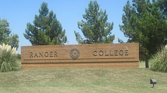 Ranger College - Ranger College in Ranger, Texas