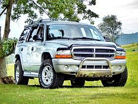 2001 dodge durango horsepower