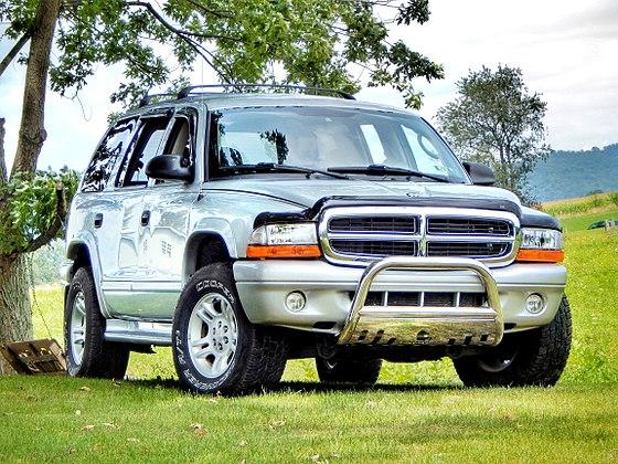 Dodge Durango 1