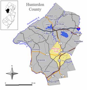 Raritan Township, New Jersey - Image: Raritan twp 019 nj