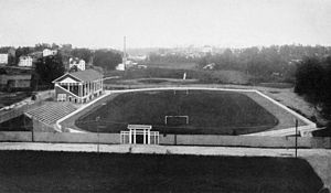 Råsunda IP - Råsunda IP in 1912