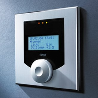 Home automation - Room control unit