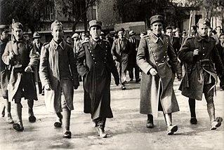 1935 Greek coup détat attempt