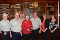 Receiving an award from the Michigan Snowmobile Association (7000935589).jpg