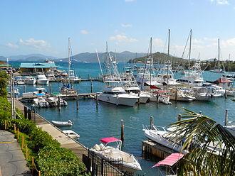 Red Hook, U.S. Virgin Islands - Red Hook Harbor