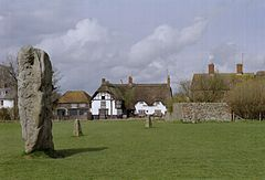 Avebury, Gasthaus Red Lion Inn