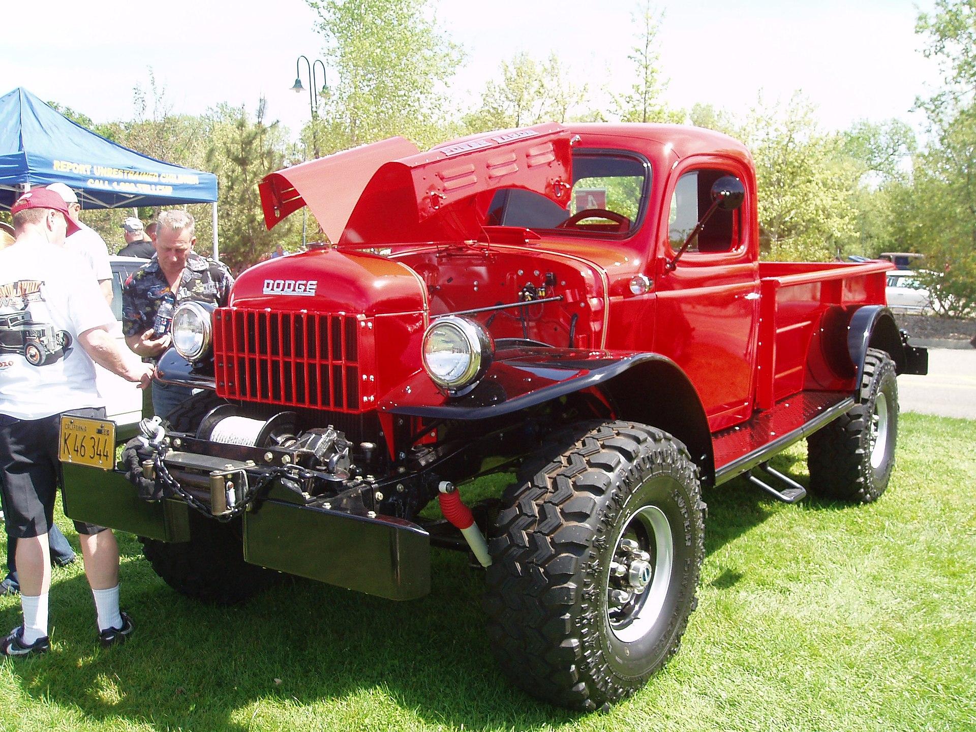 Dodge Power Wagon - Simple English Wikipedia, the free encyclopedia