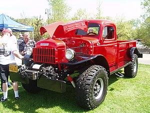 Dodge Power Wagon >> Dodge Power Wagon Simple English Wikipedia The Free