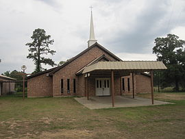 Redtown Missionary Baptist Church, Angelina County, TX IMG 3314.JPG