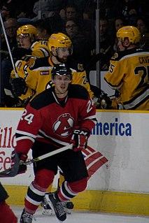 Reece Scarlett ice hockey player (1993-)