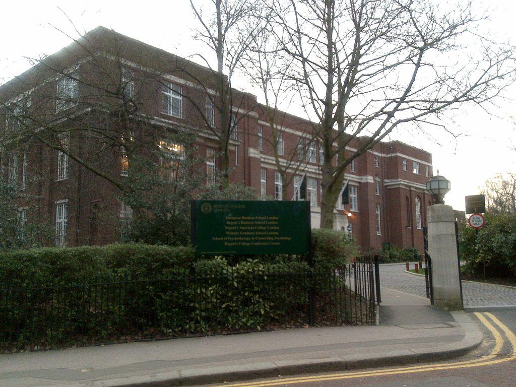 Regent's University London | The most expensive universities in the UK