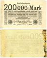 Reichsbanknote 200000 Mark August 1923 ohne Nummerierung Wiki.png