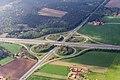 Reken, Autobahnkreuz -- 2014 -- 7734.jpg
