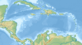 Relief map of the Caribbean Sea.png