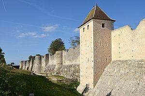 Seine-et-Marne - Image: Remparts de Provins format jpg DSC 0398