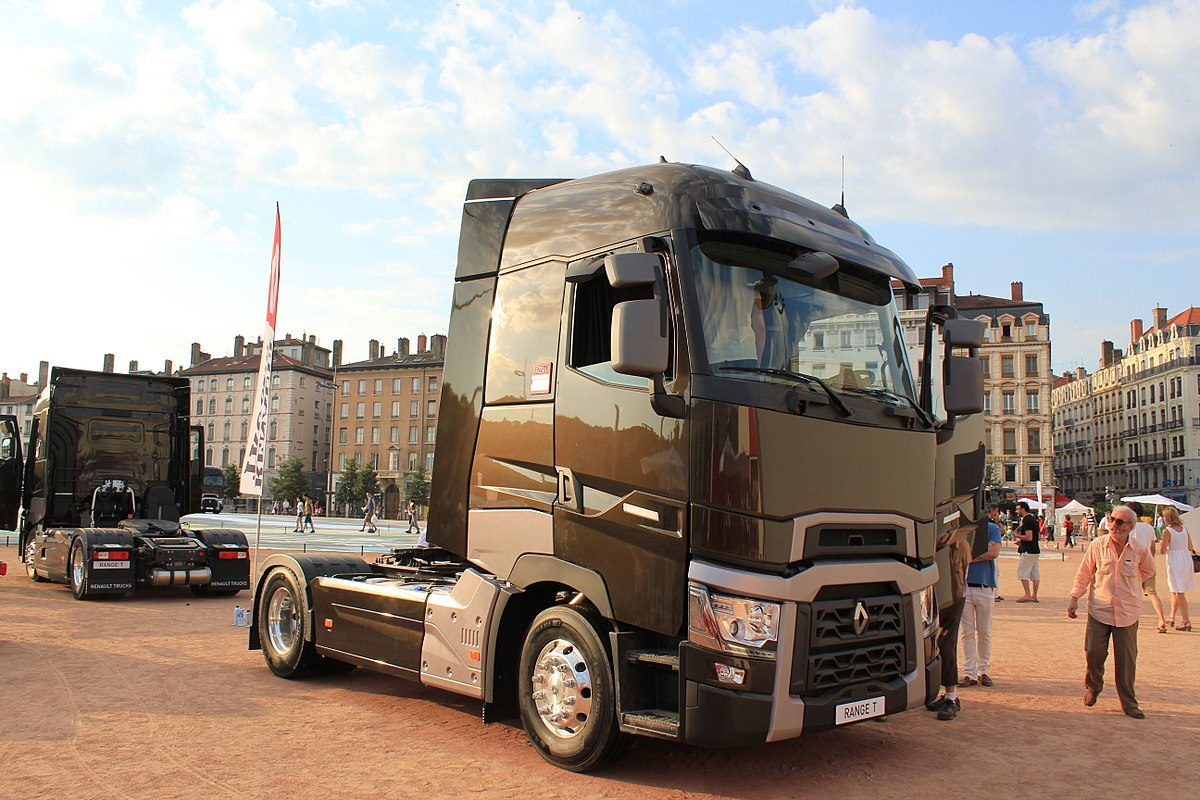 renault trucks gamme t wikip dia. Black Bedroom Furniture Sets. Home Design Ideas