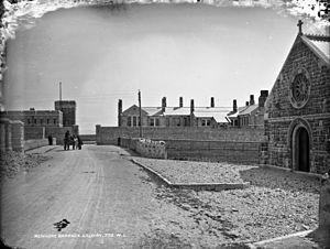 Renmore Barracks - The Barracks between 1880-1914