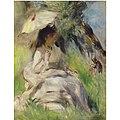 Renoir - JEUNE FEMME À L'OMBRELLE, 1872.jpg