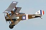 Replica Sopwith Triplane 'N6290 DIXIE II' (G-BOCK) (26608038477).jpg