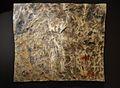 Reproducció de les pintures rupestres de la cova del barranc del Migdia, museu Soler Blasco.JPG