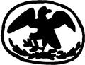 Resello de Vicente Guerrero durante la Guerra de Independencia de México (02a).png
