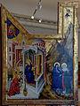 Retable de la crucifixion-L'Annonciation et la Visitation-Melchior Broederlam-MBA Dijon.jpg